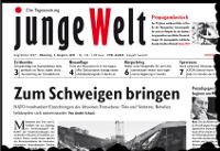 junge Welt, 1. August 2011
