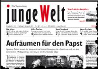 junge Welt, 5. August 2011