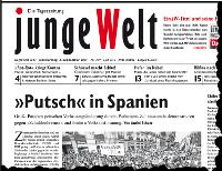 junge Welt, 8. September 2011