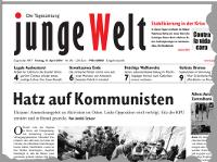 junge Welt, 11. April 2014