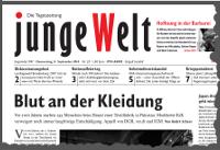 junge Welt, 11. September 2014