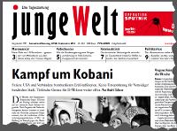 junge Welt, 27. September 2014