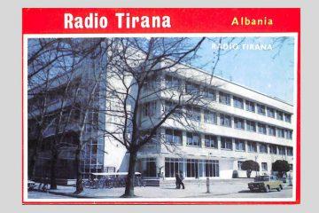 Zwischenzeitlich das zentrale Propagandaorgan der maoistischen »Weltrevolution«: Sendergebäude von Radio Tirana