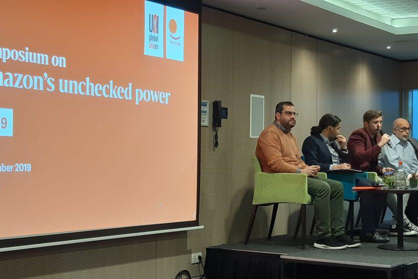 Symposium in Brüssel. Foto: André Scheer